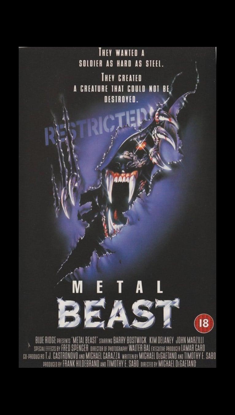 metal beast poster 2