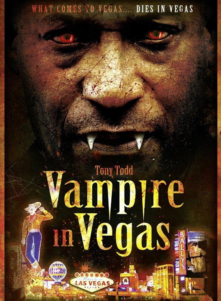 vampire in vegas poster 2