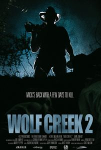 wolf creek 2 poster 1
