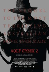 wolf creek 2 poster 2
