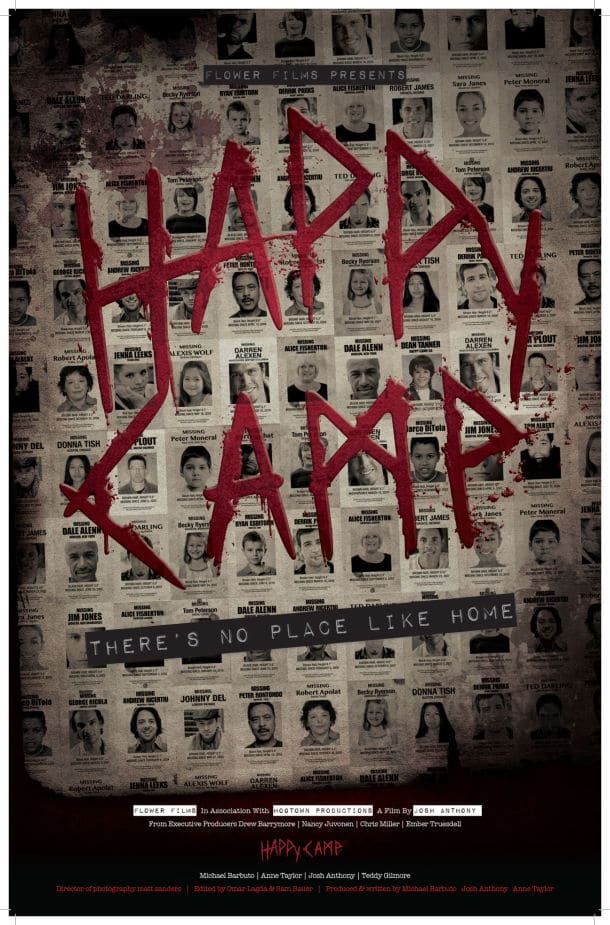 HAPPY CAMP Poster