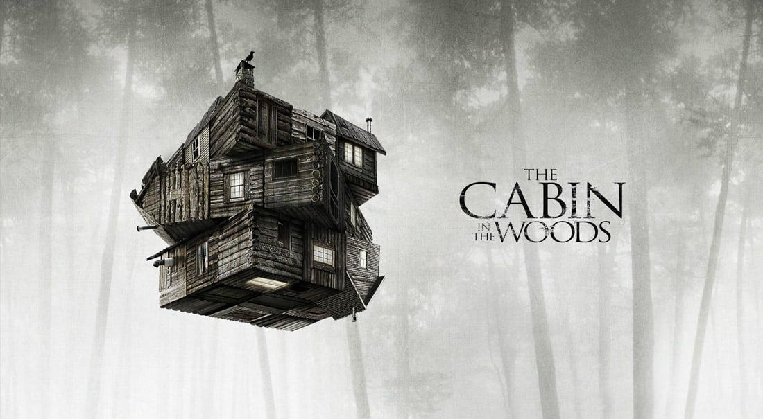 cabin in the woods 2012