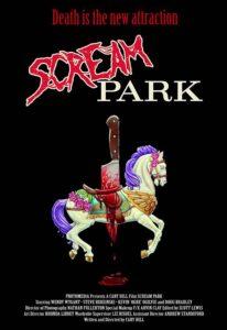 scream park poster 1