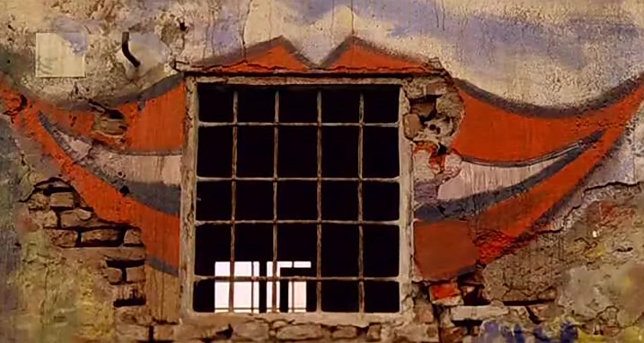 The house with laughing windows 1976 - Casa dalle finestre che ridono ...