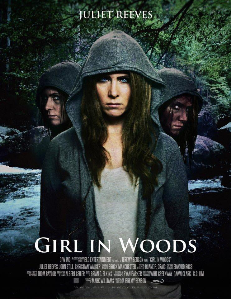 girl in woods 2014