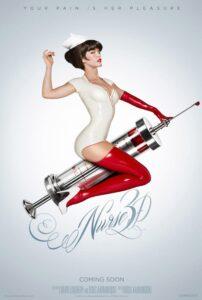 nurse 3d 2013 poster 2