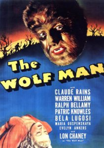wolf man 1941