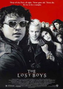 lost boys 1987 poster 2
