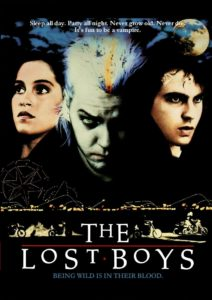 lost boys 1987 poster 3