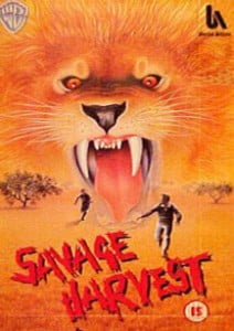 savage harvest 1981