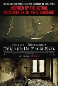 Deliver Us from Evil Poster 2