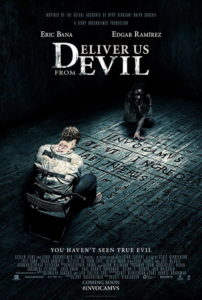 Deliver Us from Evil Poster 1