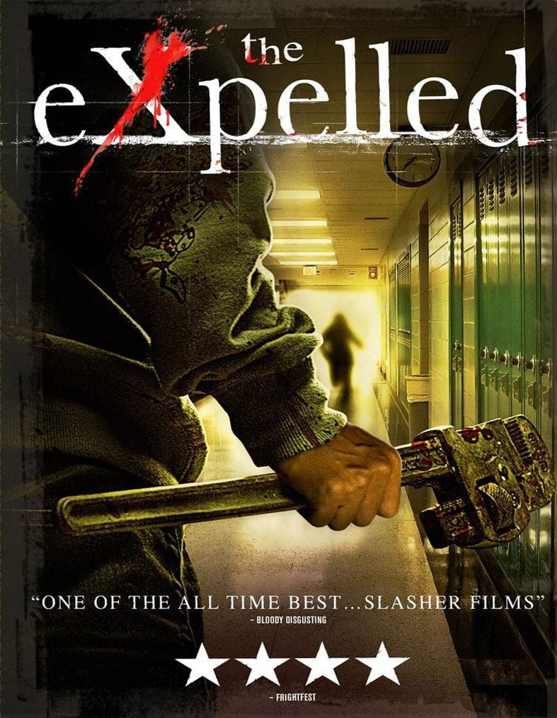 expelled 2010 poster