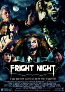 fright night 1985 poster 5