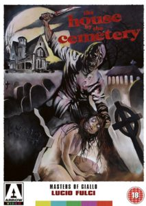 house cemetery 1981 poster 1