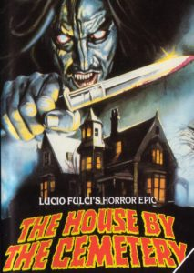 house cemetery 1981 poster 2