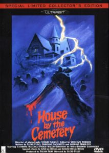 house cemetery 1981 poster 3