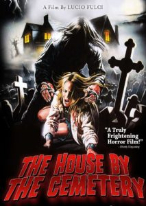 house cemetery 1981 poster 4
