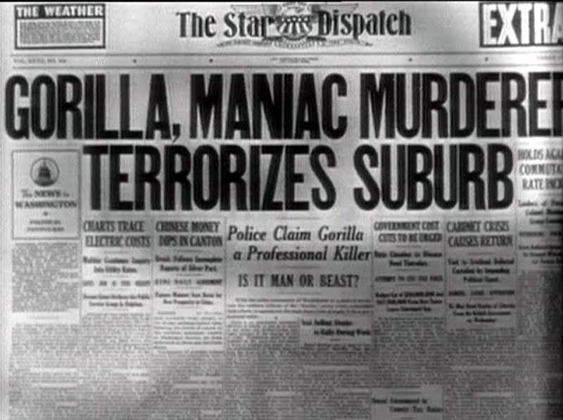 Gorilla 1939 still 2