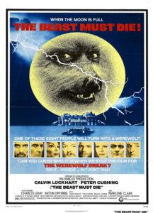 beast die 1974 poster 3
