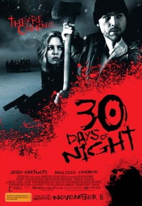 30 days night 2007 poster 1