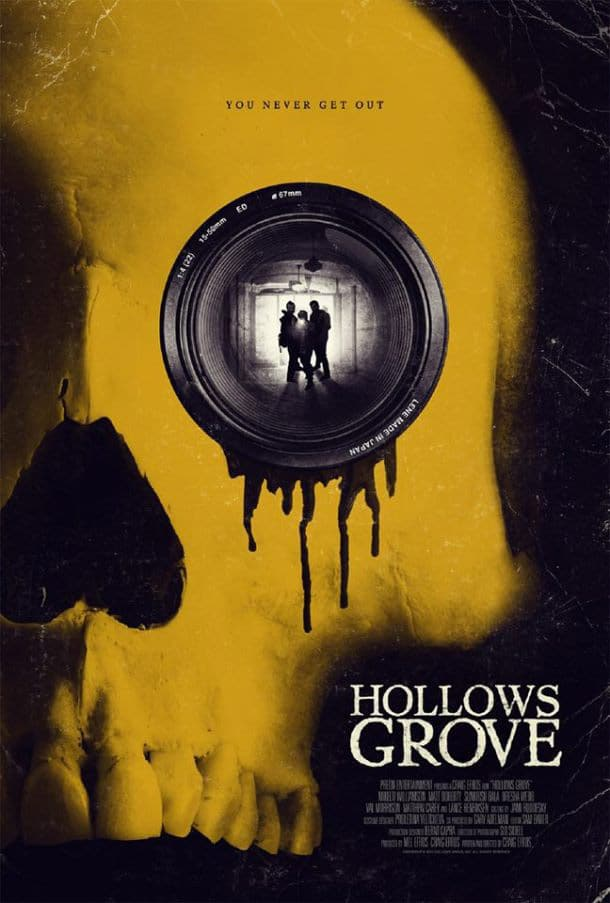 hollows grove poster