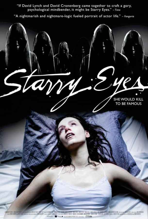starry eyes poster 1
