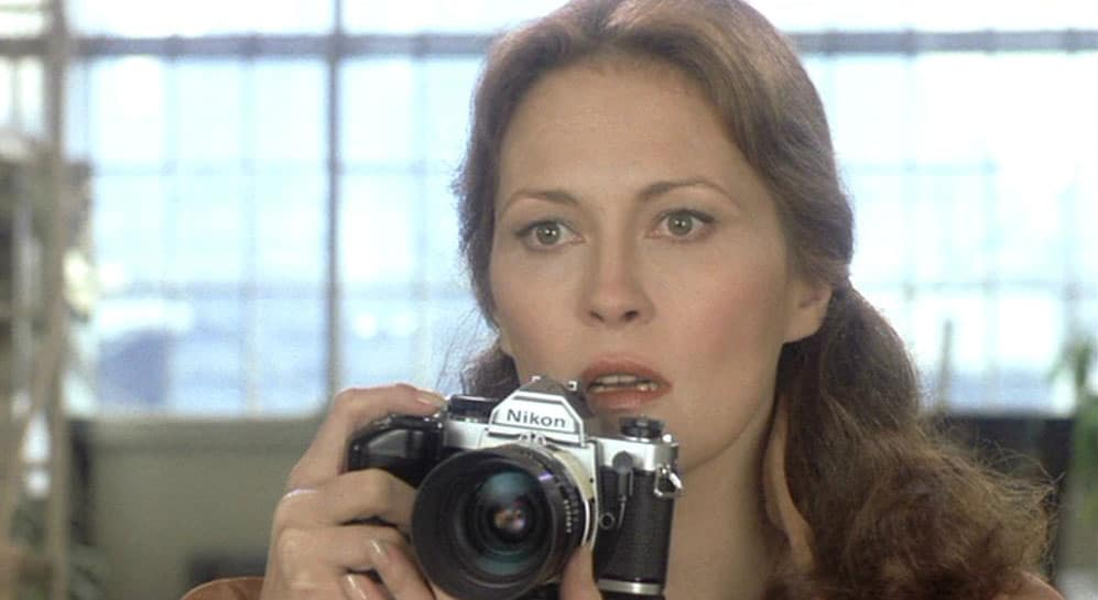 Faye Dunaway Eyes of Laura