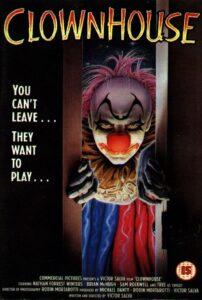 clownhouse 1989 poster 4