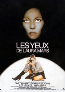 eyes of laura mars 1978 poster 1