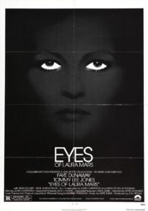 eyes of laura mars 1978 poster 2