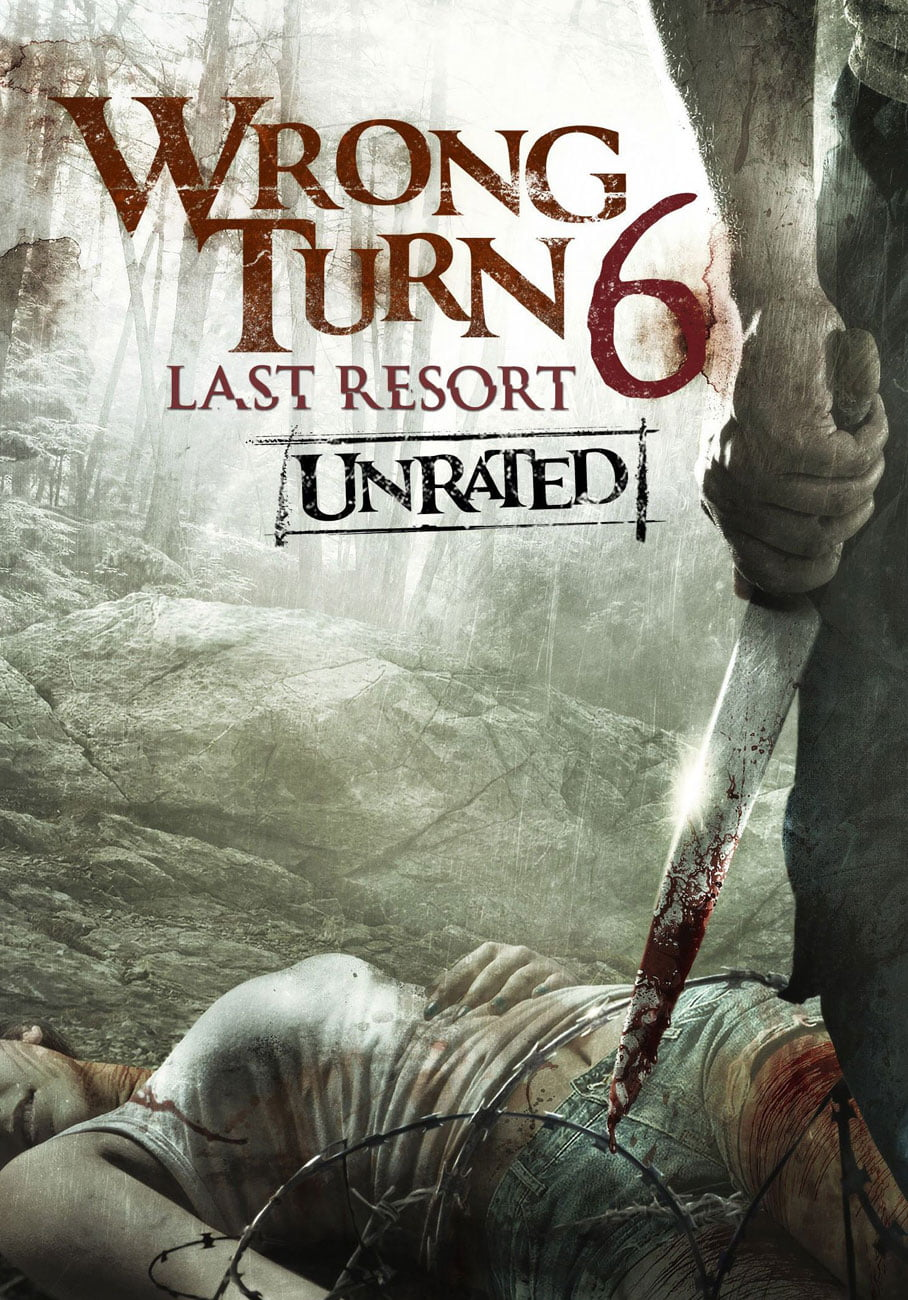 wrong turn 6 poster