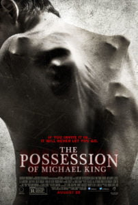 possession michael king poster