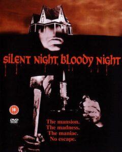 silent night bloody night poster