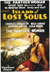 island lost souls poster