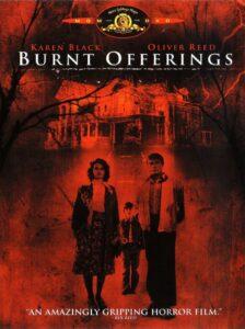 burnt offerings dvd