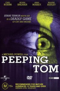 peeping tom dvd