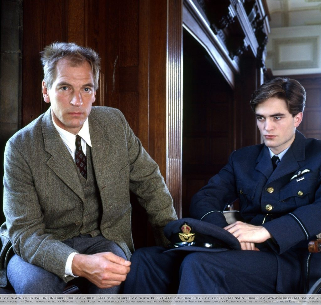 airman robert pattinson