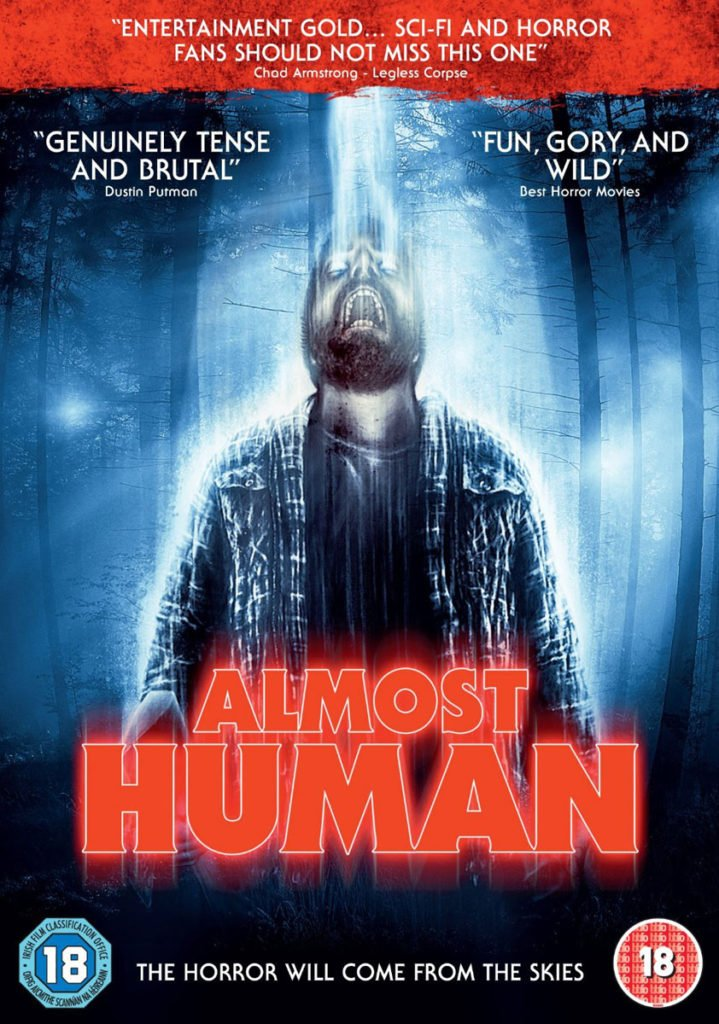 almost human dvd