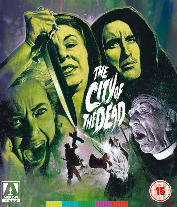 city of the dead bluray