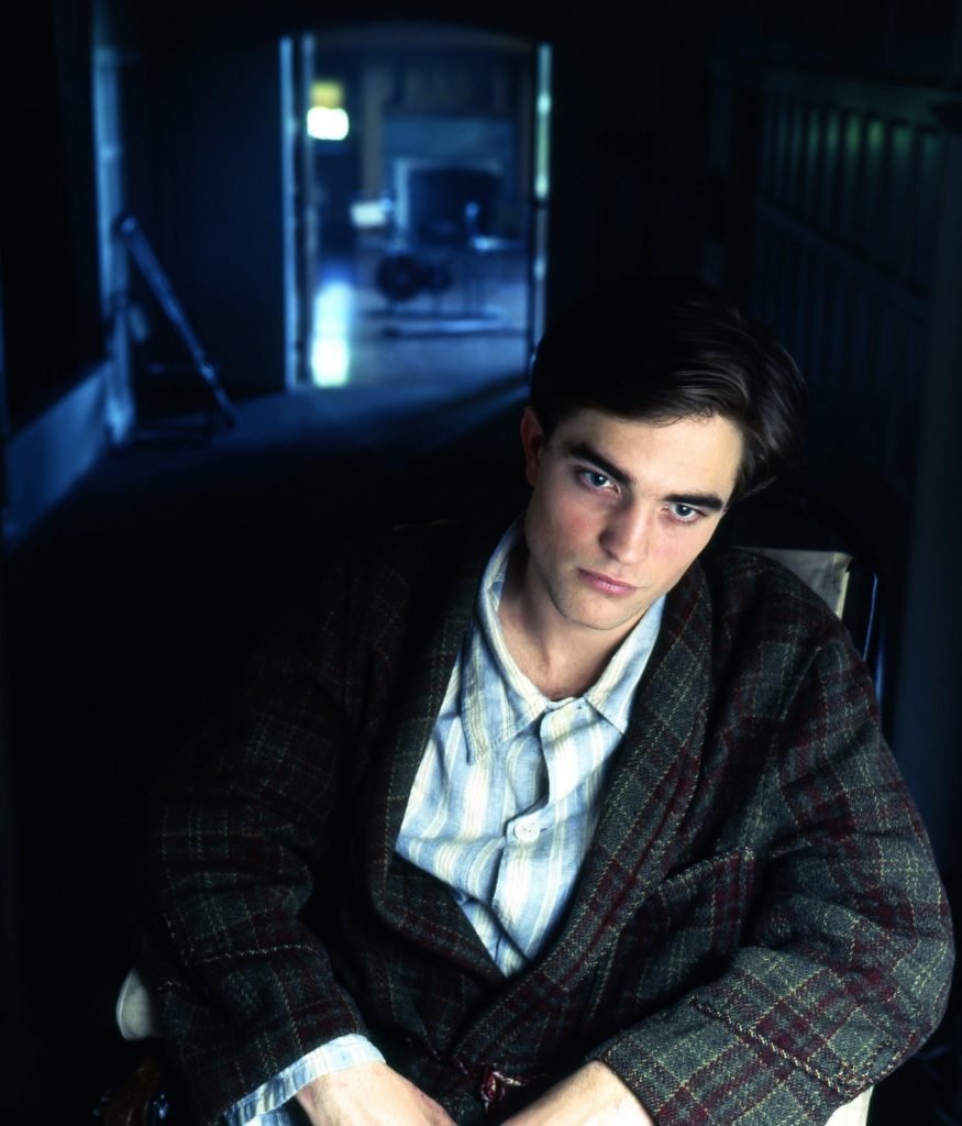 haunted robert pattinson