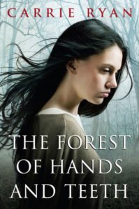 forest hands teeth