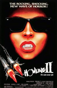 howling 2 poster