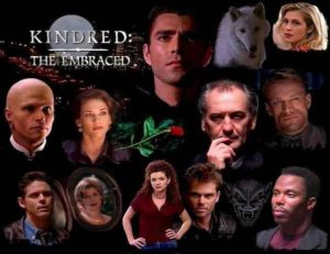 kindred cast