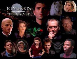kindred cast