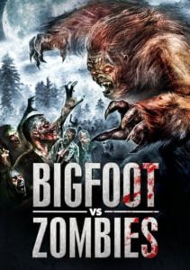 bigfoot vs zombies