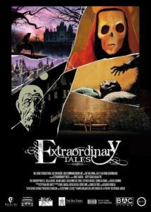 Extraordinary Tales Poster