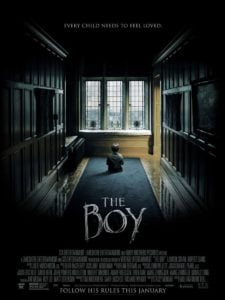 the boy poster