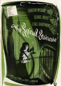 the spiral staircase film