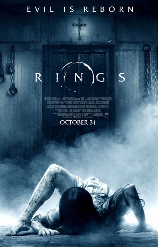 rings poster UK